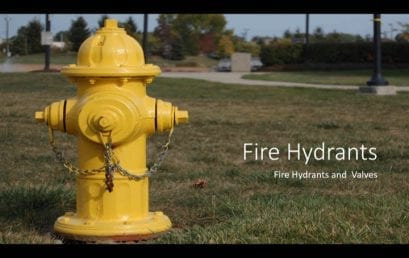 Water Distribution | Hydrant Instalation and Types of Fire Hydrants