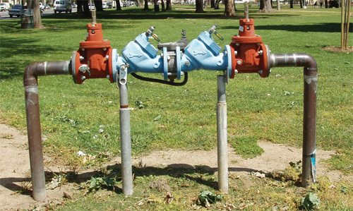 Backflow, Backpressure and Backsiphonage