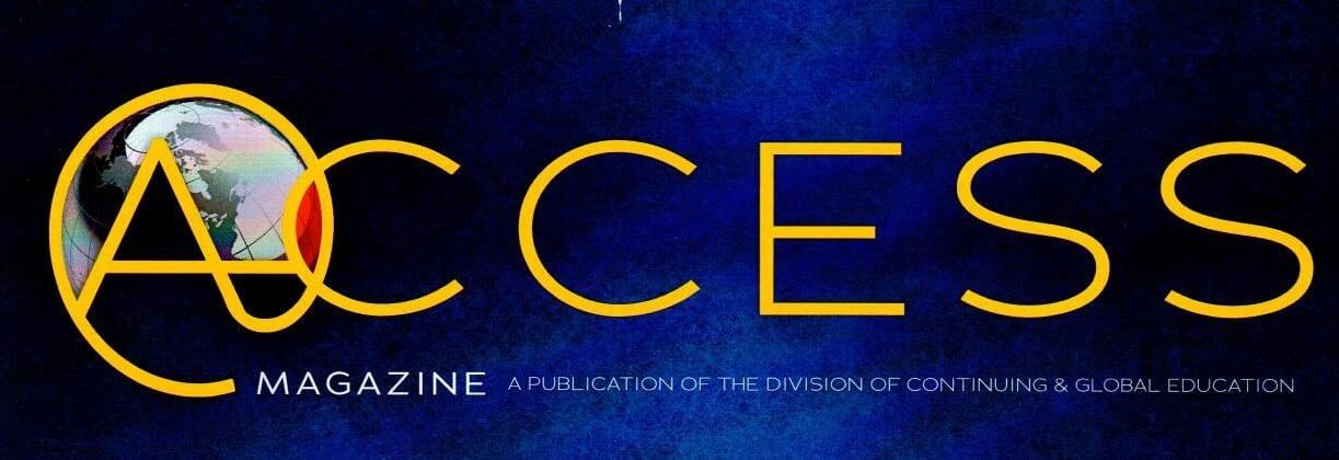 Access Magazine - AWC CSUF Partnership